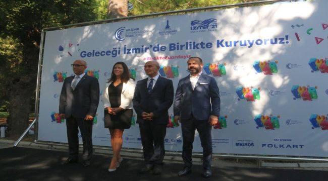 İzmir Enternasyonal Fuarı 90. Yılını Kutluyor